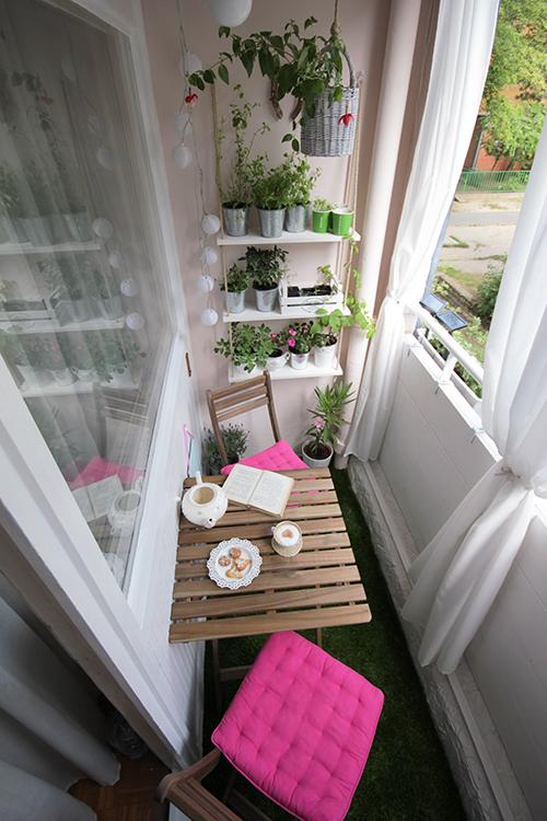 wandplanken balkon