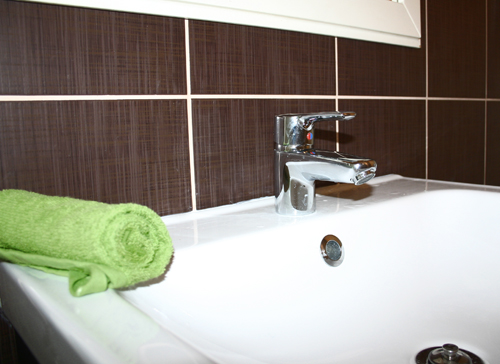 Panel fürdőszoba felújítás 2.  juditu