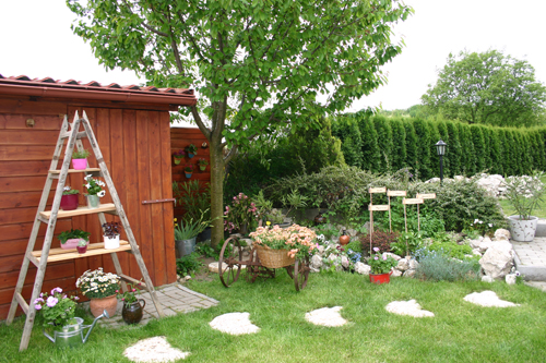 Kedvcsináló kertszépítés  juditu